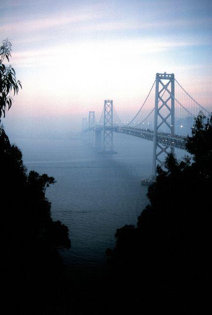 Bay Bridge - San Francisco, California -- Curated by: Ecora Engineering & Resource Group | 579 Lawrence Avenue Kelowna BC v1y 6l8 | 250-469-9757