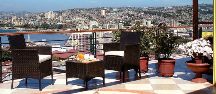 Hotel Boutique Acontraluz (terraza principal)