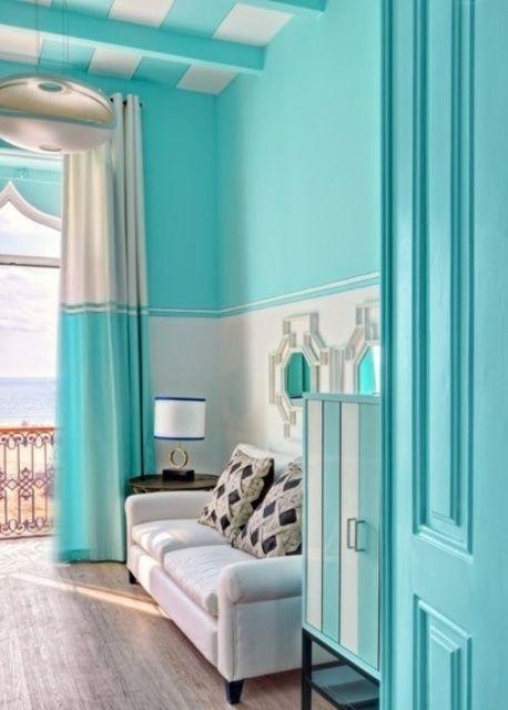 Turquoise Design: