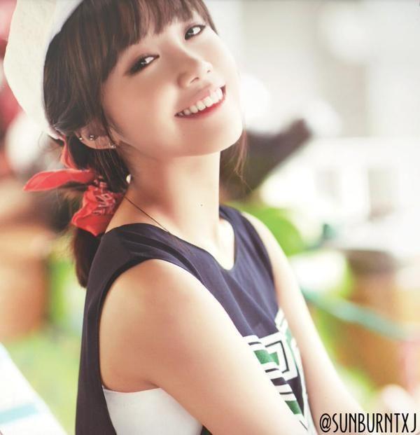 Jung Eun Ji #apink #eunji