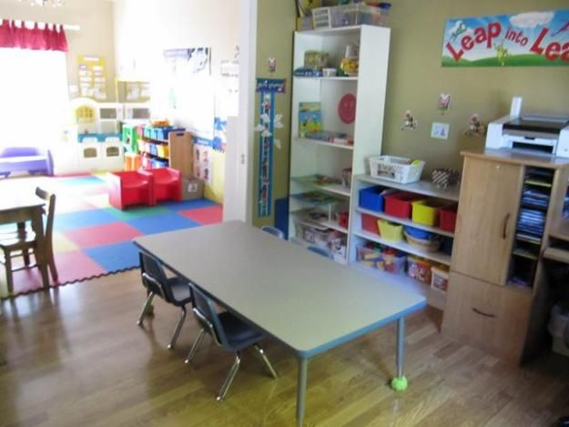 Workplace Childcare Facilities