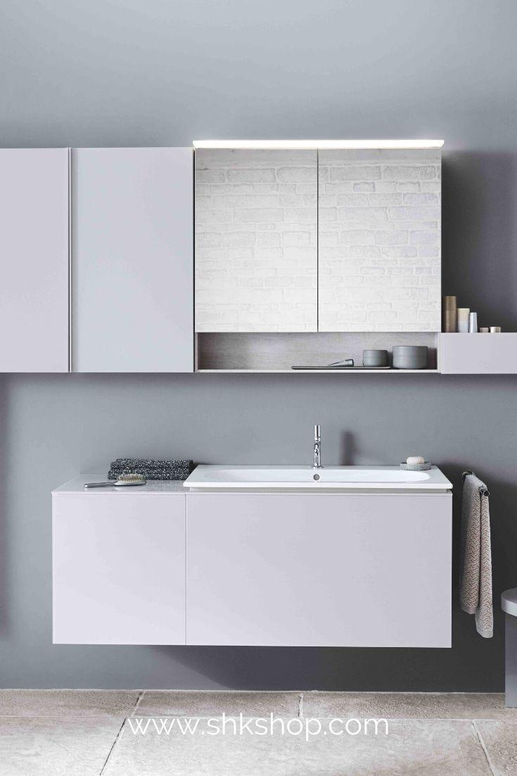 Keramag Acanto Spiegelschrank 500646 890x830x215mm In 2020 Spiegelschrank Badezimmer Trends Badezimmer Inspiration
