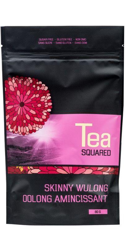 Tea Squared Skinny Wulong Tea