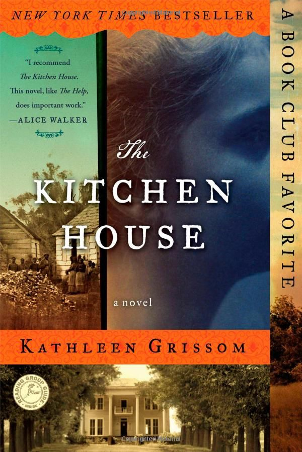 The Kitchen House: A Novel: Kathleen Grissom - Just finished reading this, so good, but it's a tearjerker. Thanks to Leo Haynes, CapeCodgal... for recommending it on this board!