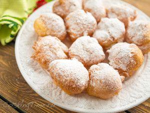 Заварные пончики Бенье - Beignets | CookingTime.ru