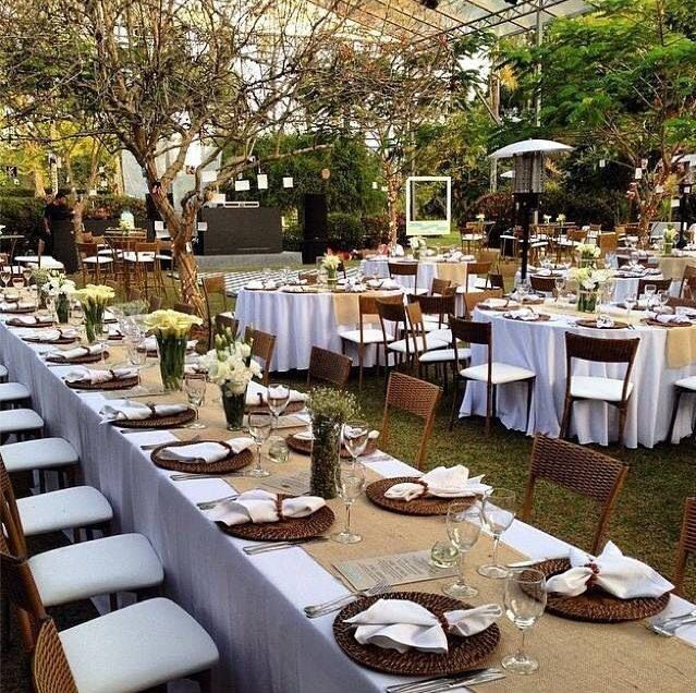 Casamento no campo | Outdoor wedding