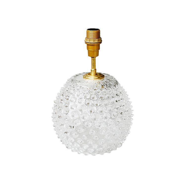Lampfot hobnail