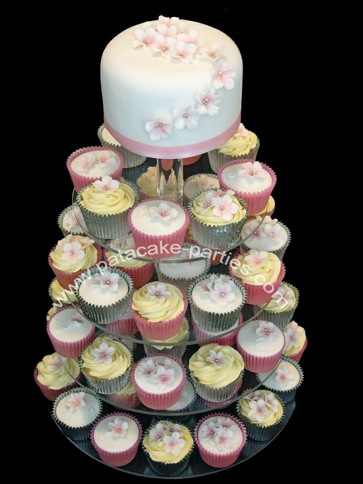 wedding cake cupcakes using mix 49 best wedding ideas images on cupcake towers 22302