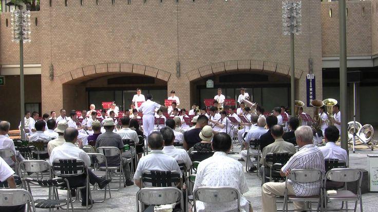 Marcha Panamá - Japanese Navy Band