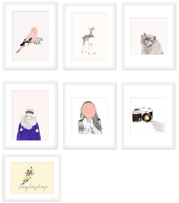 Para l´affiche moderne, disponibles a la venta en: http://www.laffichemoderne.com/creations-graphiques-illustration/360-dahf-henriquez-ours.html