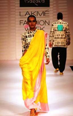 #showdirector #shykalra for #masaba #fashion #event at #lakmefashionweek 2012 #