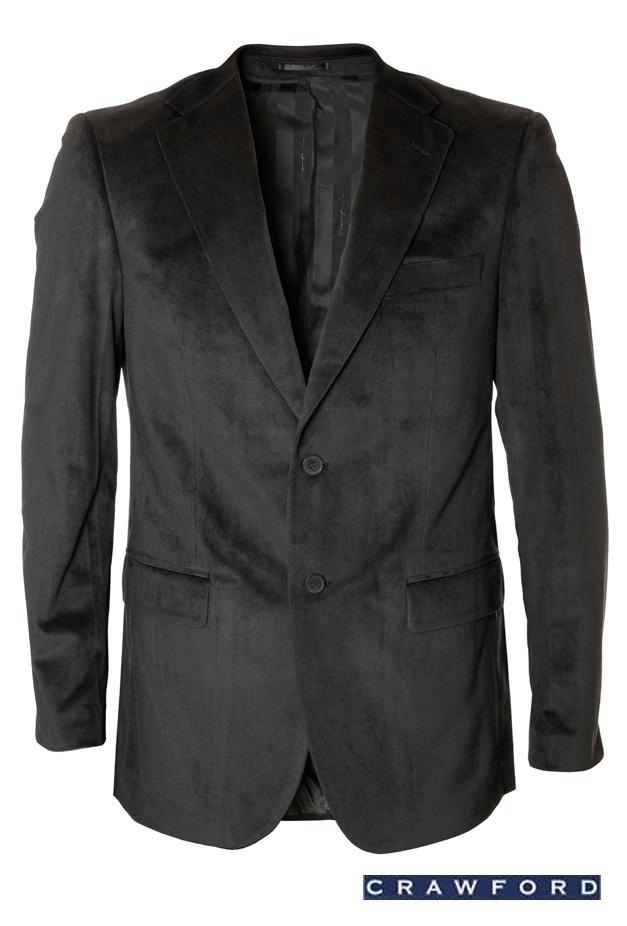 Crawford: Blazer Veludo Masculino. REF. WMI12 BZ 024CZ0548 | De R$ 499,00 por R$ 349,00
