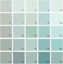Image result for blue green paint colours