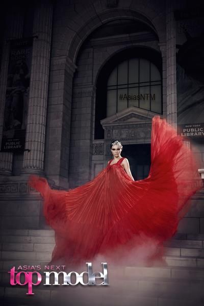 Eps. 8 Glamour Photo Shoot - Jessica — at Resorts World at Sentosa - Best Photo