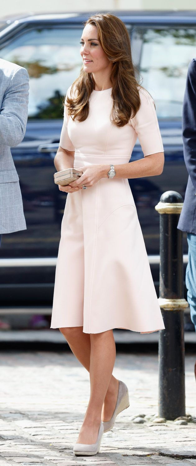 The Duchess Of Cambridge Is Wearing Pants From The Gap ...