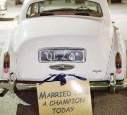 Notre Dame wedding ideas!