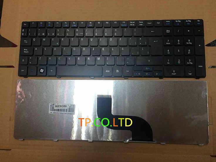 Brand New SP keyboard For ACER ASPIRE 5810 5536 5536G 5738 5738G 5810T 5740 5336 7551 5410 5252 5742G 5742Z