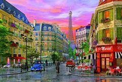Rue, Paris, Dominic Davison (5000 parça) Educa puzzle 109,00 TL