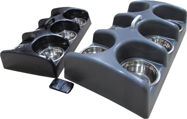Puppy feeder dog whelping box weaning dish individual 6 bowl seperated feeding  in Pet Supplies, Dog Supplies, Dishes & Feeders | eBay!
