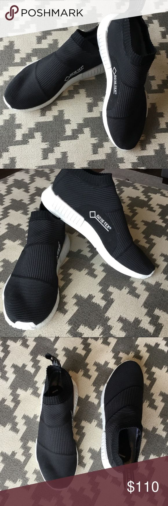 NEW Adidas NMD Primeknit Shoes - Men's NEW Adidas NMD Primeknit Shoes - Men's. Slip on shoes that provide a sock like fit adidas Shoes Athletic Shoes