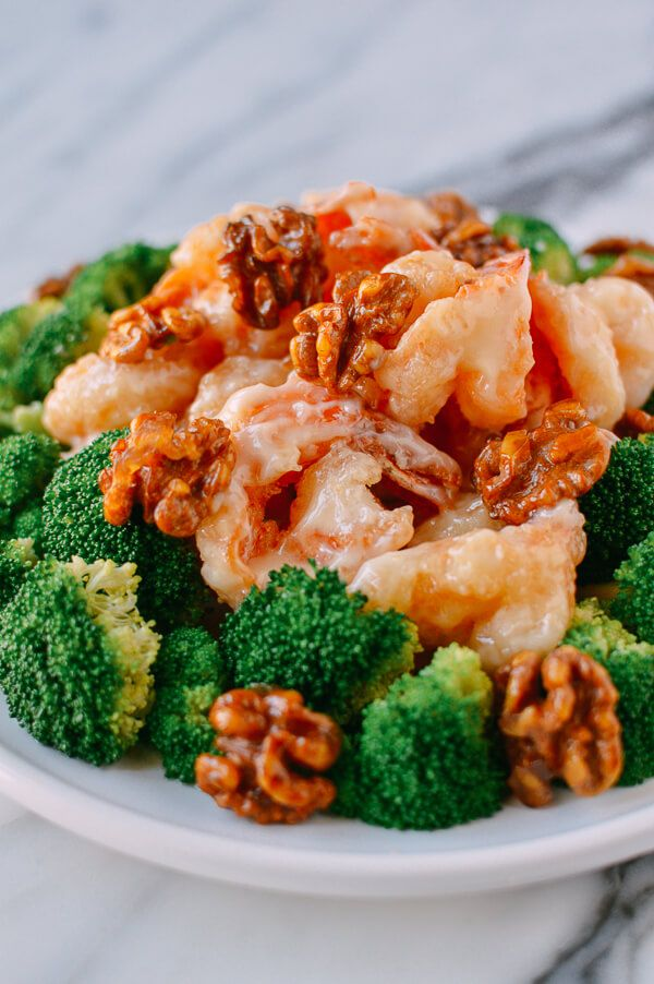 #Walnut #Shrimp recipe by thewoksoflife.com