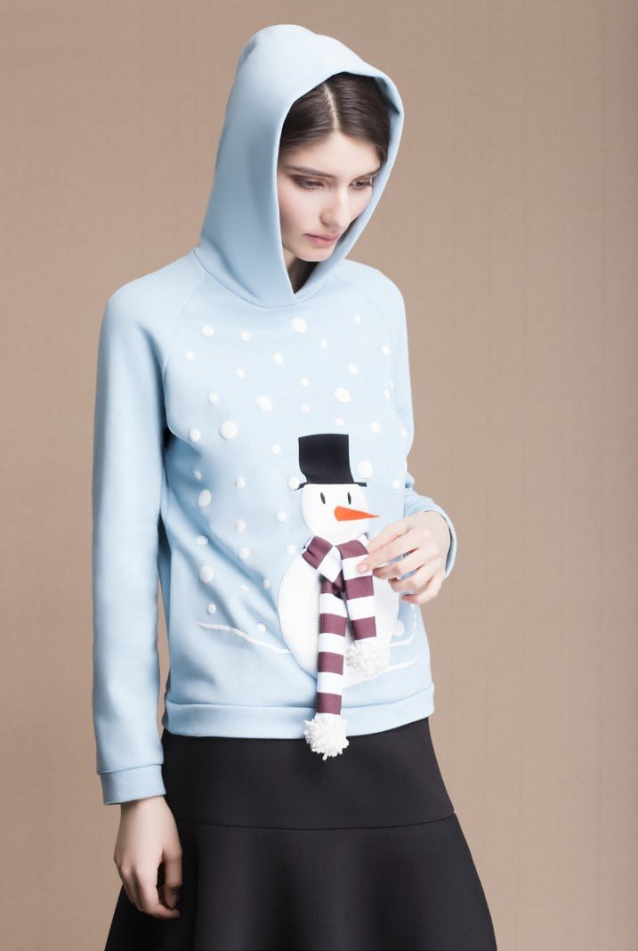 Xmas Hoodie 'Have yourself a Merry little Christmas'