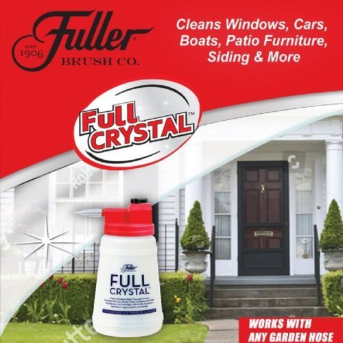 NEW 2018 Full Crystal Outdoor Glass Cleaner As Seen On TV