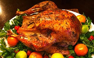 5 Makanan Wajib saat Natal