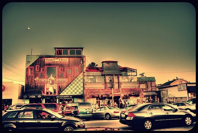 Cow's End (Venice Beach)