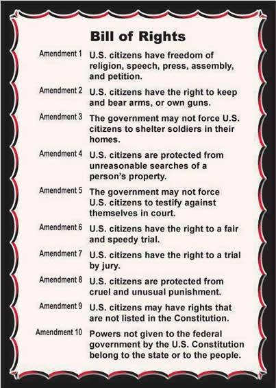 Our Bill of Rights