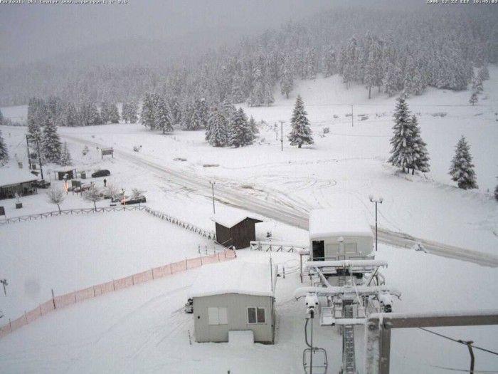 Pertouli ski resort