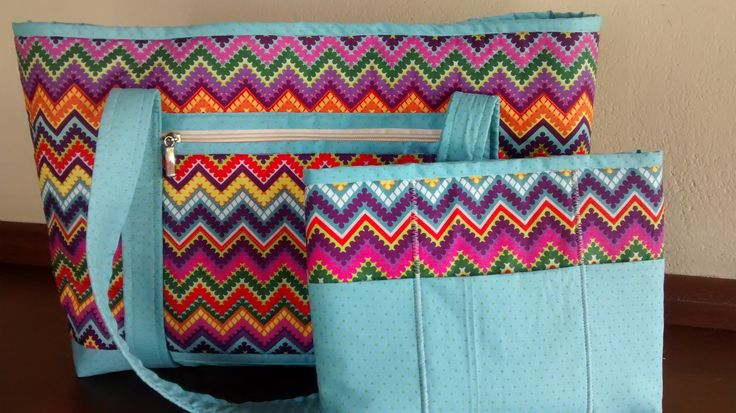 Bolsa colorida LoliPatchwork