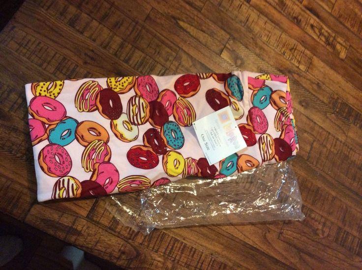 Lularoe Donut Leggings OS | eBay