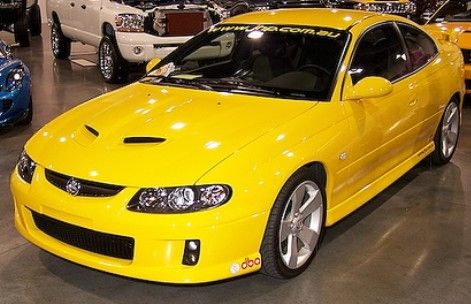 Holden Monaro GTO