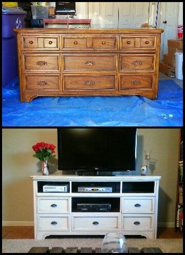 Can't-miss Ways Of Using Repurposed Tv Stands