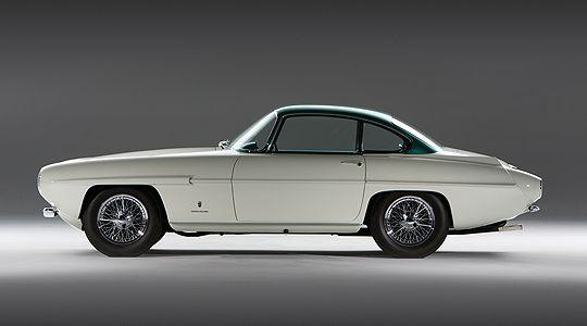 Aston Martin DB2/4 MkII 'Supersonic' by Ghia 1956