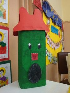 Δ@σκαλο…παιδέματα » Blog Archive » Ντενεκεδούπολη (τα ντενεκεδάκια μας)