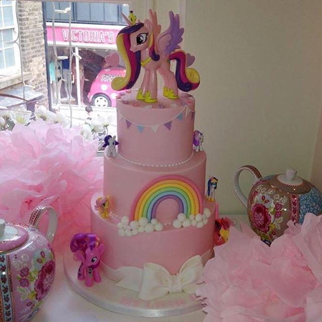 My Little Pony Birthday Cake Tesco