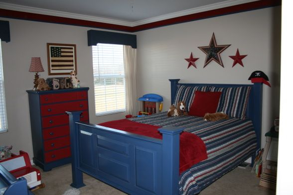 167 Best Images About Red White And Blue Decorating On