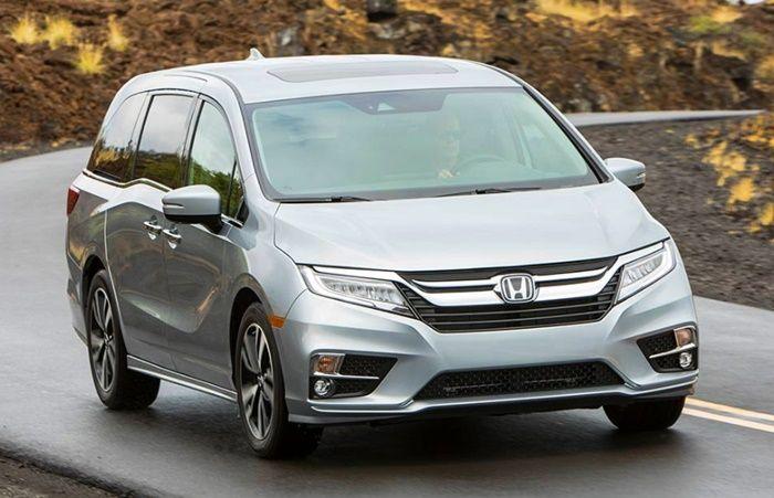 2020 Honda Odyssey Elite Review