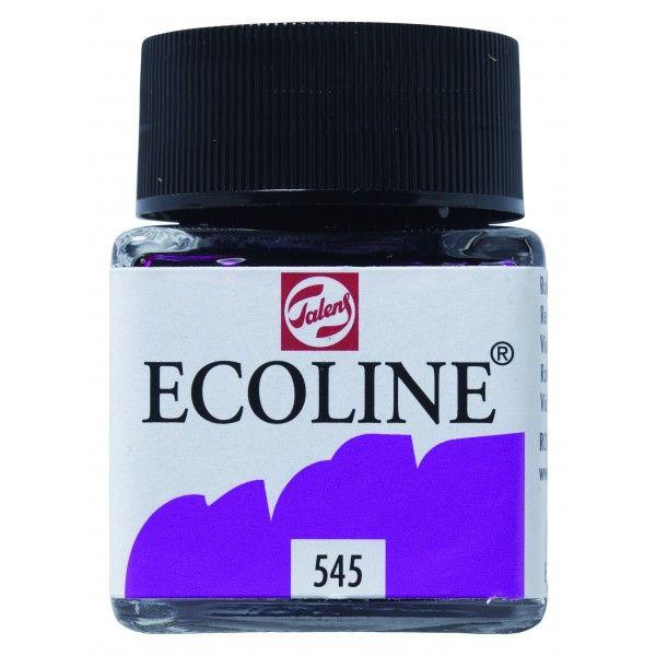 Ecoline 30ml Violeta Rojizo 545 Talens