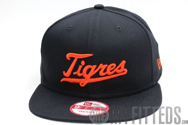 st. louis cardinals new era hats, Tigres de Quintana Roo Mexican League Navy Snapback, new era baseball hats wholesale unique design - $19.97