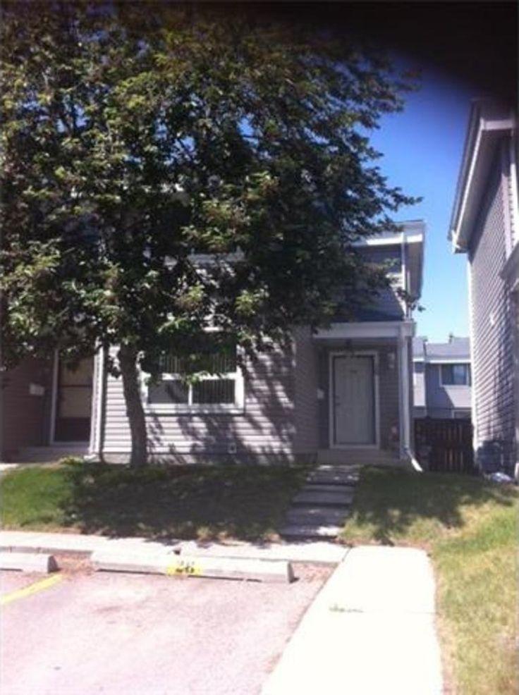 #29 4360 58 St Ne, Condo for Sale in Calgary, AB: C4016192
