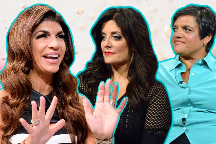 Has Teresa Giudice Made Amends with Kathy Wakile and Rosie Pierri?