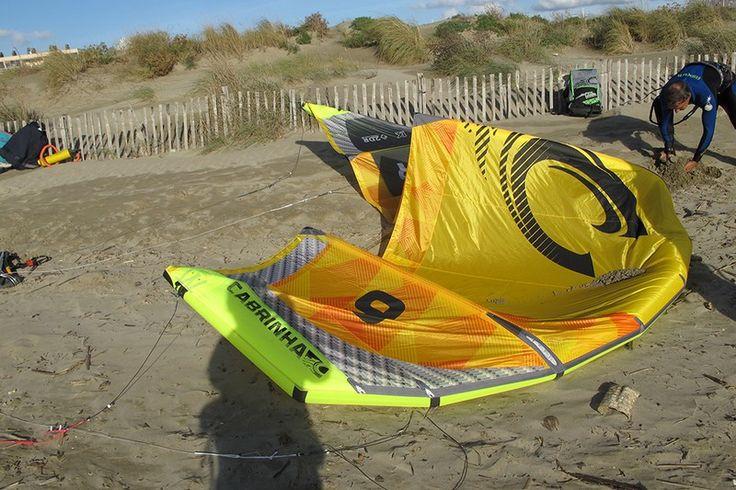 Test Cabrinha Radar 9 2015 - KiteboardJournal - 13/07/2015  #kite #kitesurf #kiteboarding #testmateriel #kiteboardjournal