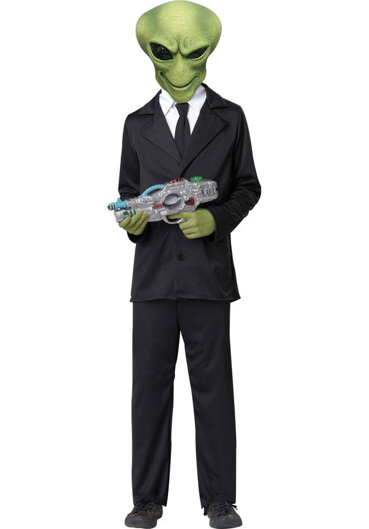 Alien Agent Child Fancy Dress Costume - Child Halloween Costumes at Escapade™ UK - Escapade Fancy Dress on Twitter: @Escapade_UK