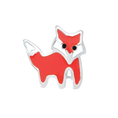 Fox Charm #LilyAnneDesigns #Charms #MissLilyCollection #LittleLady