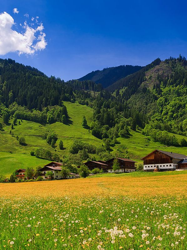 Grossglockner Region, Austria