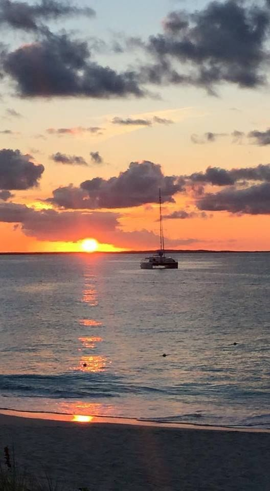 Nothing quite like a sunset on Grace Bay Beach (view from Alexandra Resort), Turks & Caicos