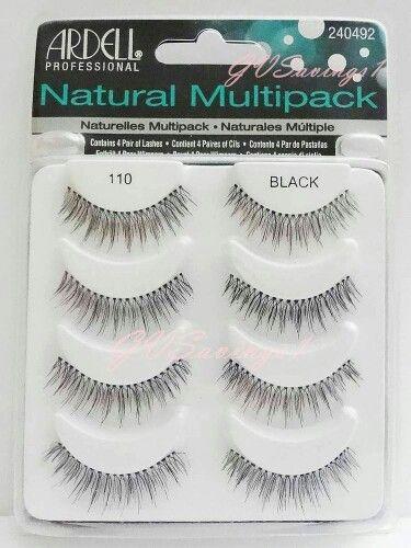Best Drugstore Natural False Eyelashes